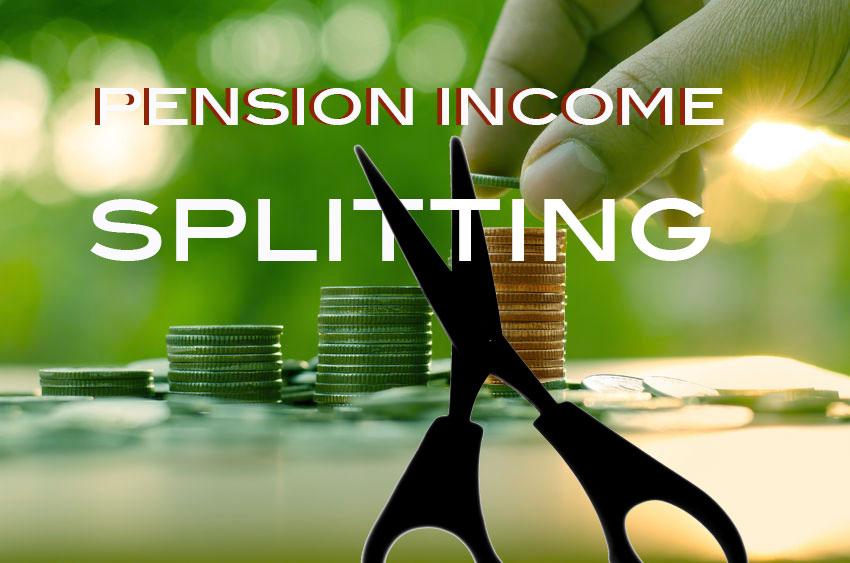 Pension splitting: planning opportunities